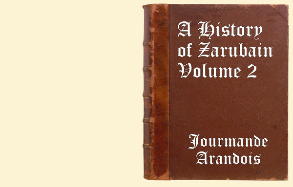 history zarube cover