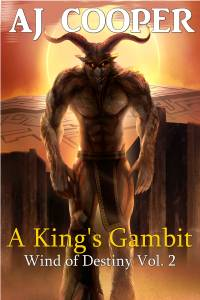 a king's gambit cover BN